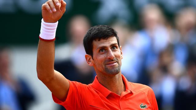 """""""Contre Thiem, Djokovic va tenter de jouer le plus vite possible"""""""