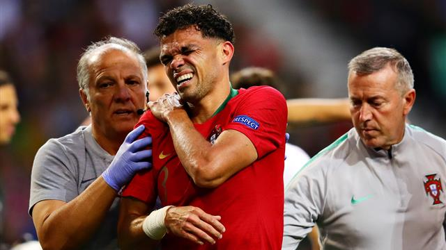Pepe forfait pour la finale