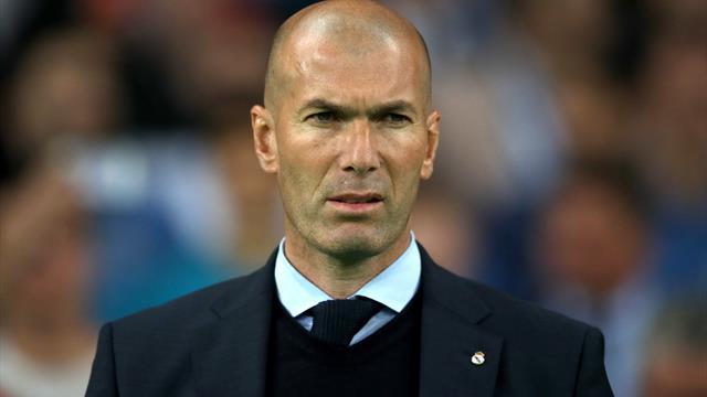 Zinedine Zidane lascia il ritiro del Real Madrid per motivi personali