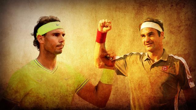 Federer - Nadal, le choc des indémodables