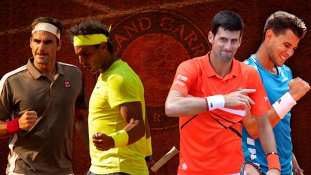 Nos pronos pour les demies : Nadal et Djoko font (presque) l'unanimité