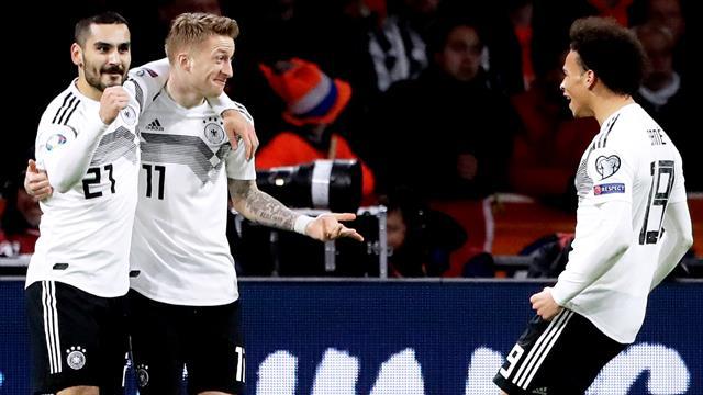 Gündogan se réjouit de jouer pour l'Allemagne