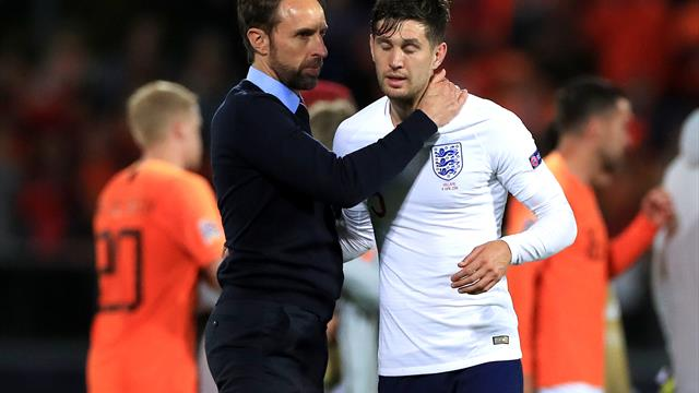 Southgate - 'It's very painful but we learned so much from defeat'