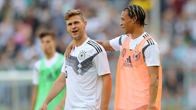 """Kimmich lockt Sané: """"Ein Spieler, der super zu Bayern passt"""""""