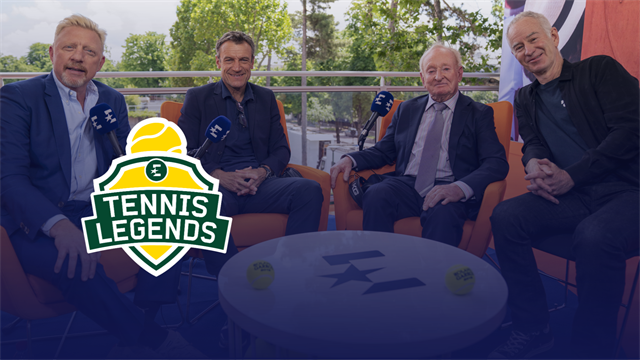 Rod Laver special - Legends on Djokovic greatness and what next for Serena?
