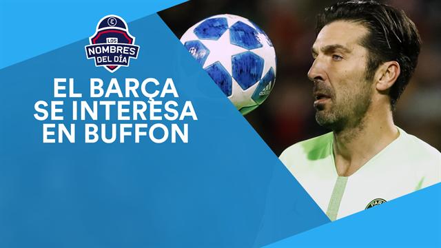 Buffon, Nacho, Undiano Mallenco, Sergio Ramos y Morata, los nombres del día