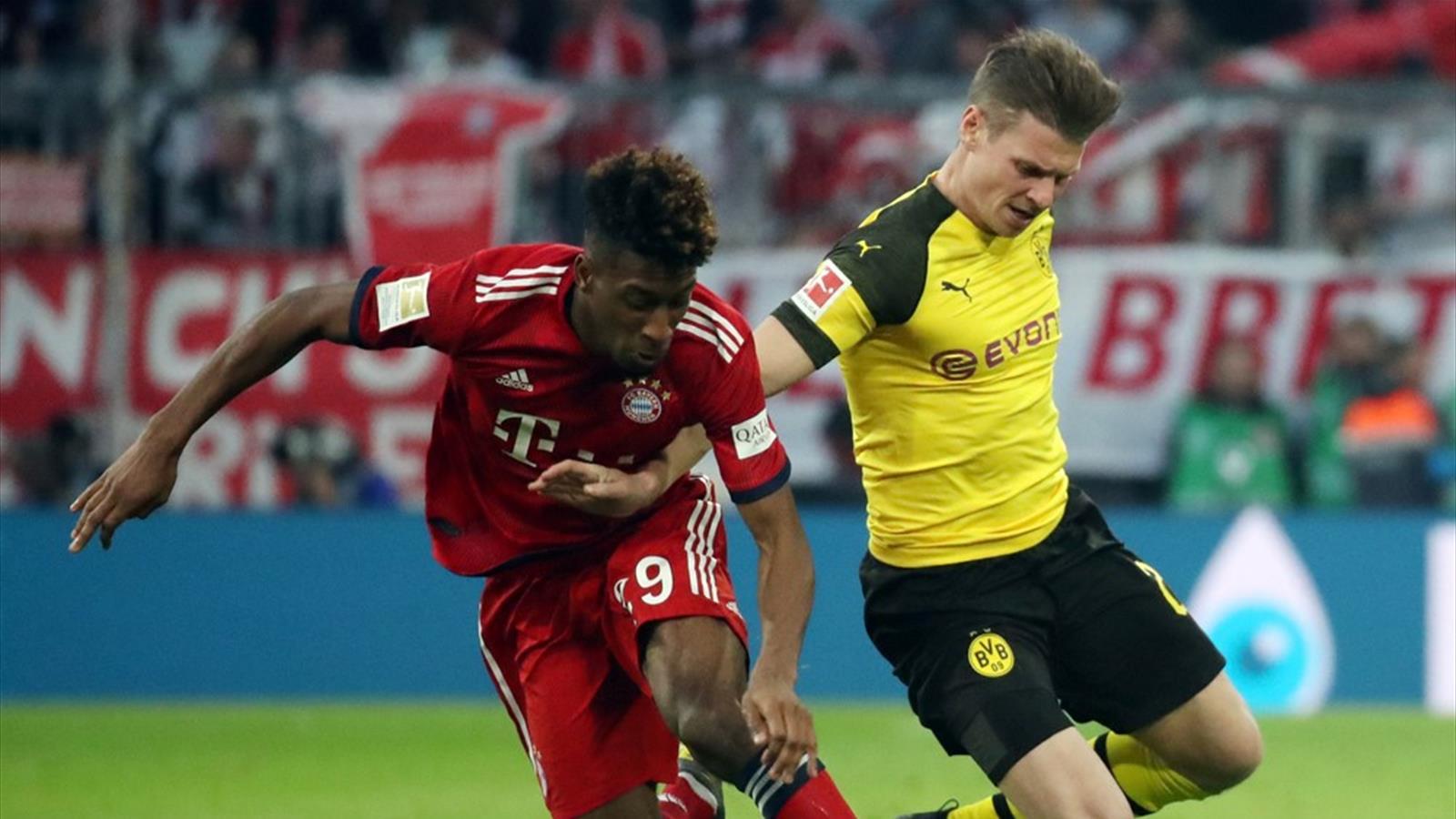 Supercup 2020 Deutschland