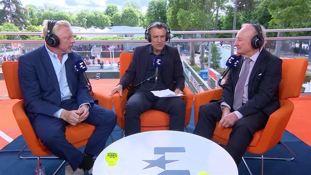 Tennis Legends: Rod Laver on 'superhuman Nadal' and evolution of men's game
