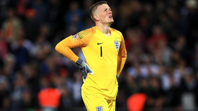 Jordan Pickford Urges England To Use Semi-final Defeats As