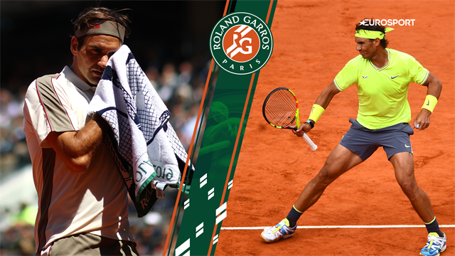 Highlights: Nadal pulveriserede Federer og er nu i sin 12. Roland Garros-finale