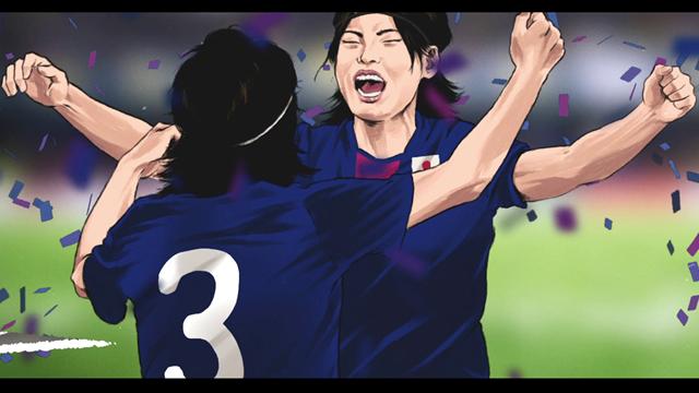 """Kumagai : """"En finale de la Coupe du monde, quand j'ai tiré le penalty, j'avais 20 ans..."""""""