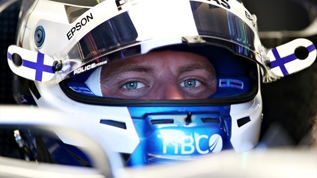 Libres 1 : Mercedes presque une seconde devant Ferrari