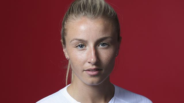'The best days of our lives' - why Lioness Leah Williamson won't get pre-match nerves