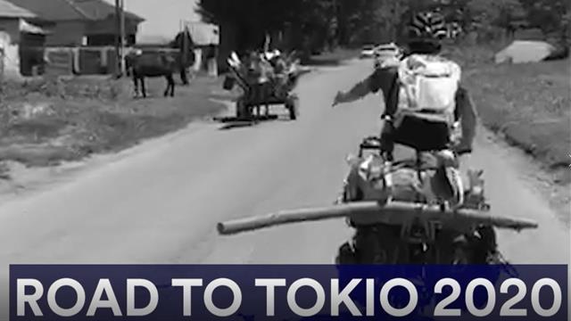 Road to Tokio - mit dem Rad zu Olympia