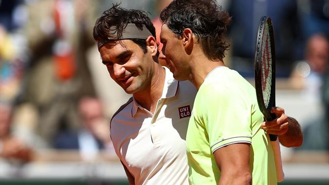Federer seeded second ahead of Nadal at Wimbledon