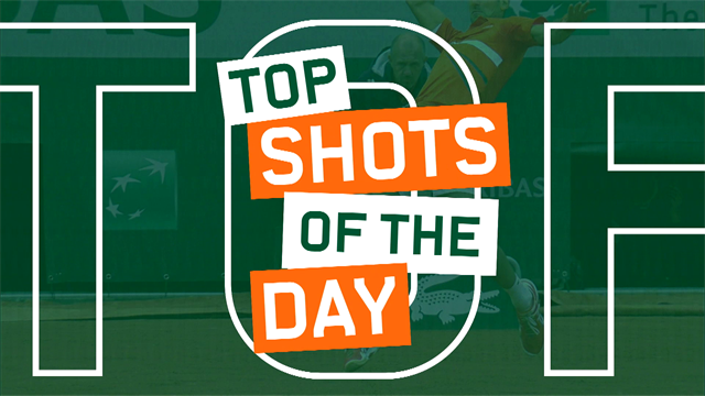 Roland-Garros 2019, Top 5:La dejada maestra de Thiem, punto del día y uno de los mejores del torneo