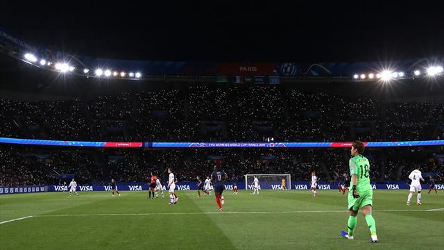 Dix millions de téléspectateurs : record d'audience pour les Bleues sur TF1