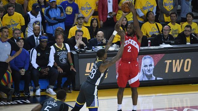 Leonard étincelant, Toronto impressionnant : les Raptors sont aux portes de l'exploit