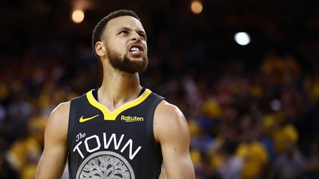 """Curry : """"On n'a jamais été dans cette position..."""""""