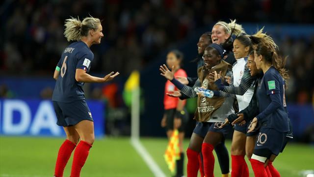 Kadınlar Dünya Kupası raporu: İkinci gün