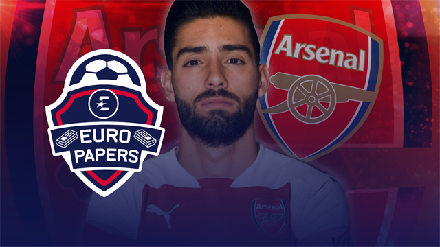 Euro Papers: Yannick Carrasco set for Arsenal switch