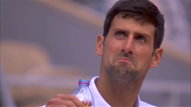 Djokovic furious with umpire - 'Well done man, you made yourself a name'
