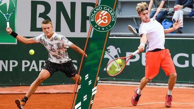 Highlights: Tenniskometen Holger Rune vinder French Open for juniorer