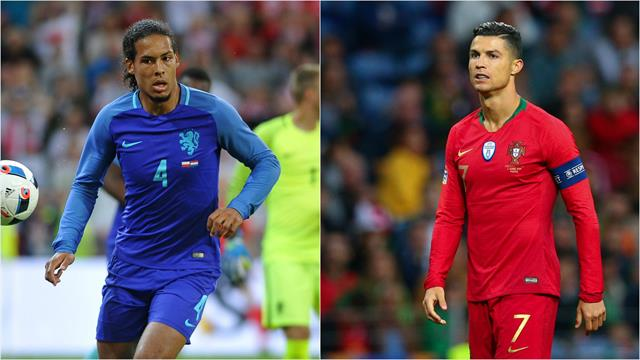 Ronaldo - Van Dijk, duel avec vue sur le Ballon d'Or ?