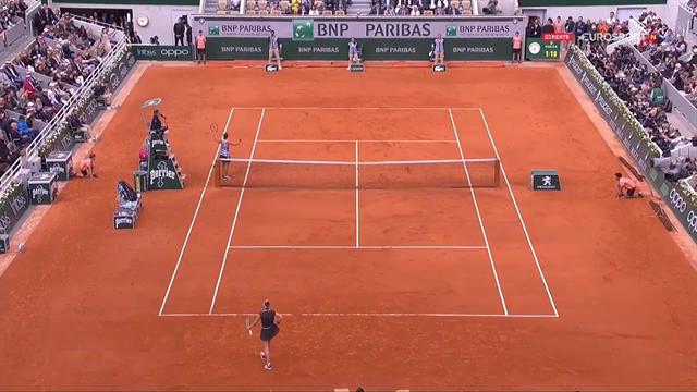 Her tar hun sin første Grand Slam: – En fantastisk tennisspiller