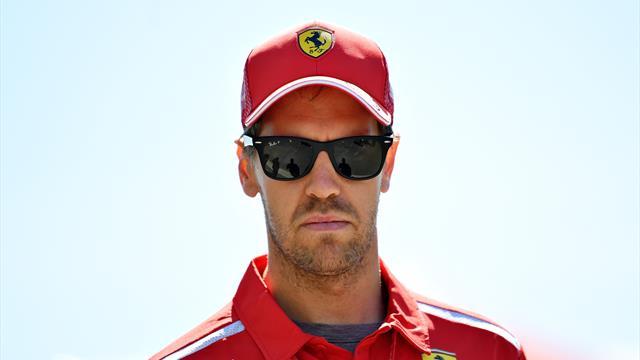 """Vettel : """"Ce n'est pas la F1 dont je suis tombé amoureux"""""""