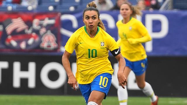 Le Brésil débutera sans la reine Marta