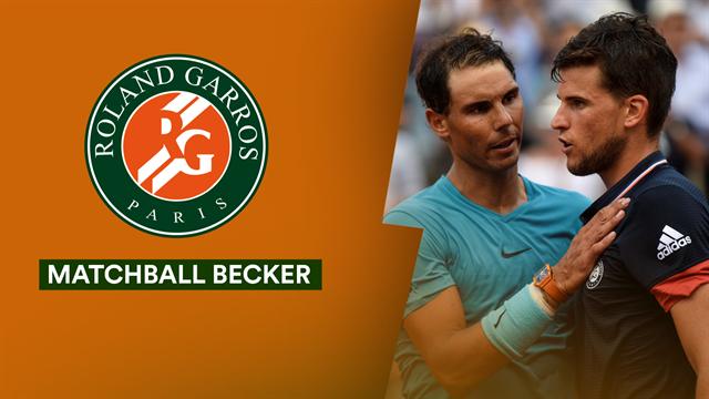 Becker: Darum kann Thiem das Finale gegen Nadal gewinnen