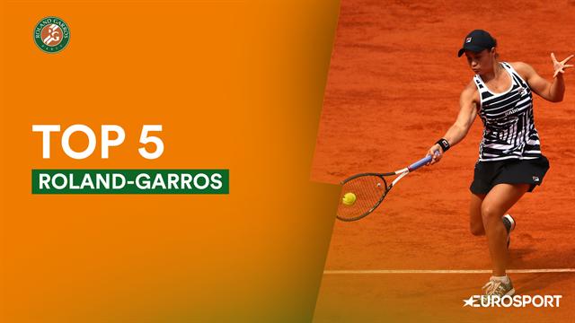Roland-Garros2019: Dominic Thiem, gran protagonista de un Top 5 espectacular