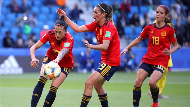 L'Espagne a fini fort