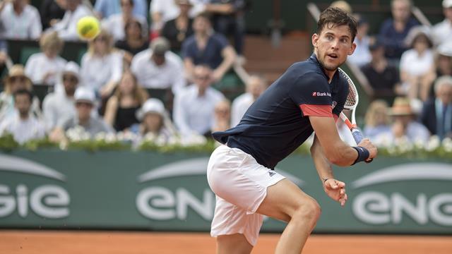Thiem überlistet Nadal: Die 5 besten Ballwechsel der Finalisten