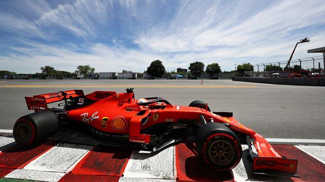 Vettel a grillé la politesse à Hamilton