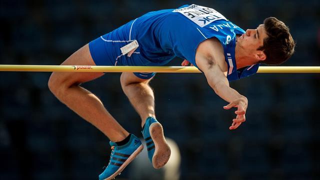 Stefano Sottile, che volo: a 2.33 piazza la miglior misura stagionale al mondo nel salto in alto!