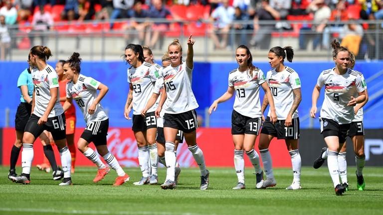 Almanya Kadın Milli Futbol Takımı, 2019 Kadınlar Dünya Kupası