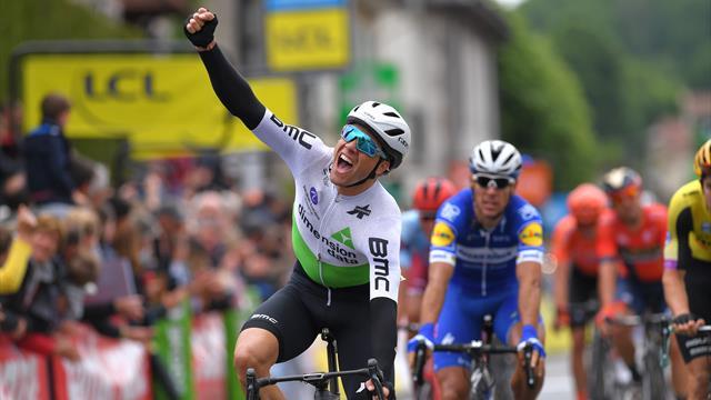 Boasson Hagen règle la première étape au sprint