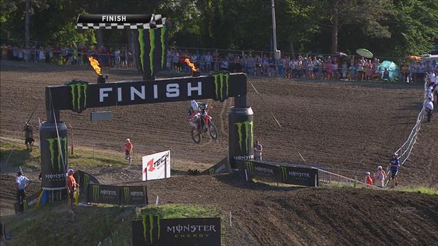MXGP | Gajser wint ook tweede race Rusland