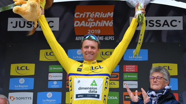 Boasson Hagen sprints to opening-stage Criterium du Dauphine win