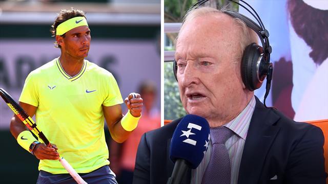 Tennis-Legende Laver im Vodcast über das Phänomen Nadal