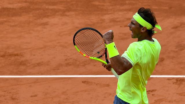 Du blues d'Indian Wells au nirvana parisien : Comment Nadal a retrouvé le feu sacré