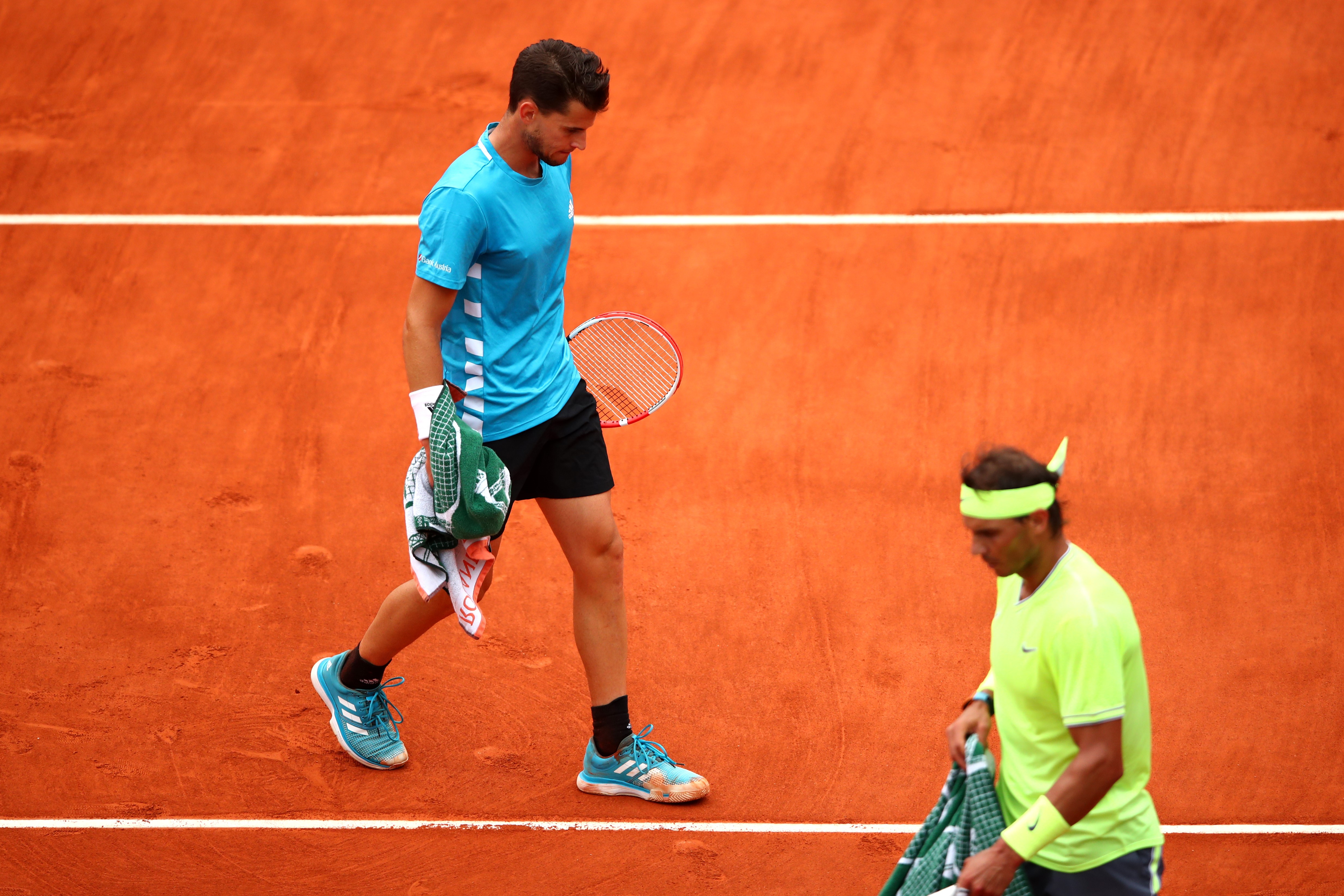 Rafael Nadal- Dominic Thiem (2019 Roland-Garros)