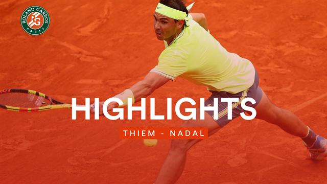 Finale der Extraklasse! So holte sich Nadal den zwölften Titel