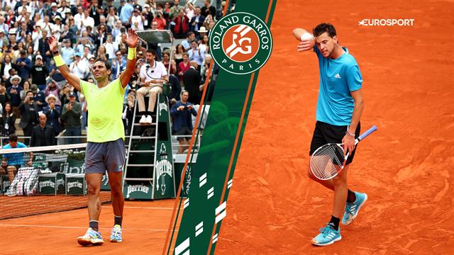 Highlights: Nadal er kongen af Paris for 12. gang