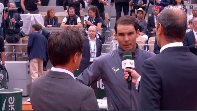 Rafael Nadal: Jeg havde aldrig i min vildeste fantasi forestillet mig dette