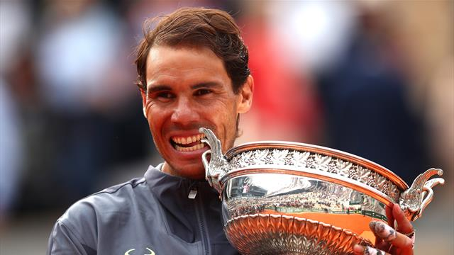 Nadal reigns supreme to lift historic 12th French Open title