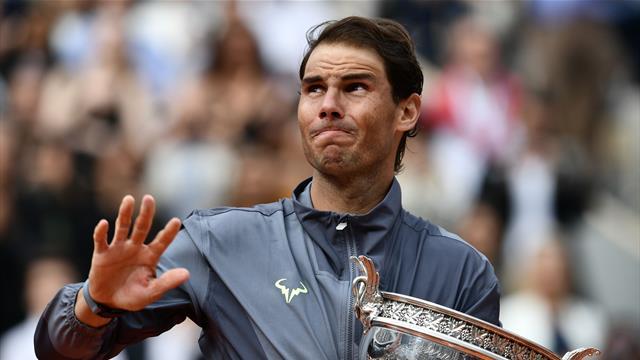 """Nadal : """"En 2005, c'était impossible de penser revenir ici en 2019"""""""