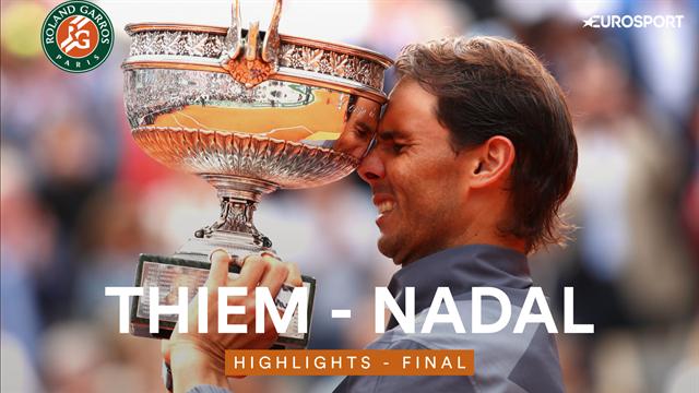 Roland-Garros2019: Así conquistó Nadal su duodécimo título en París